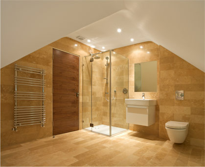Bathroom Vinyl Tiles